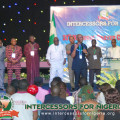 IFN Executives and Organizing Committee During the 33rd National Prayer Conference