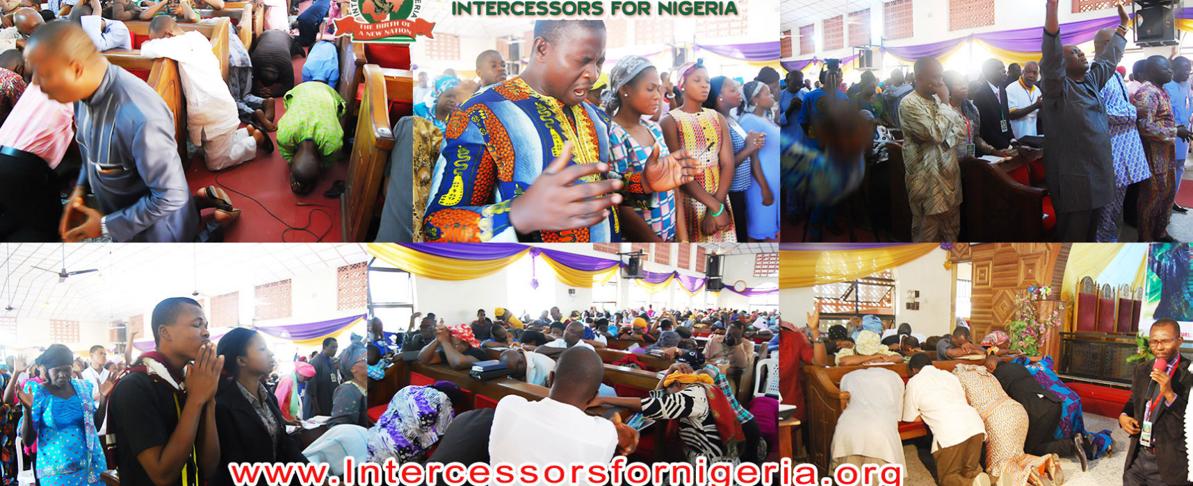 DAY 2: 34th National Prayer Conference – Possessing the Land II