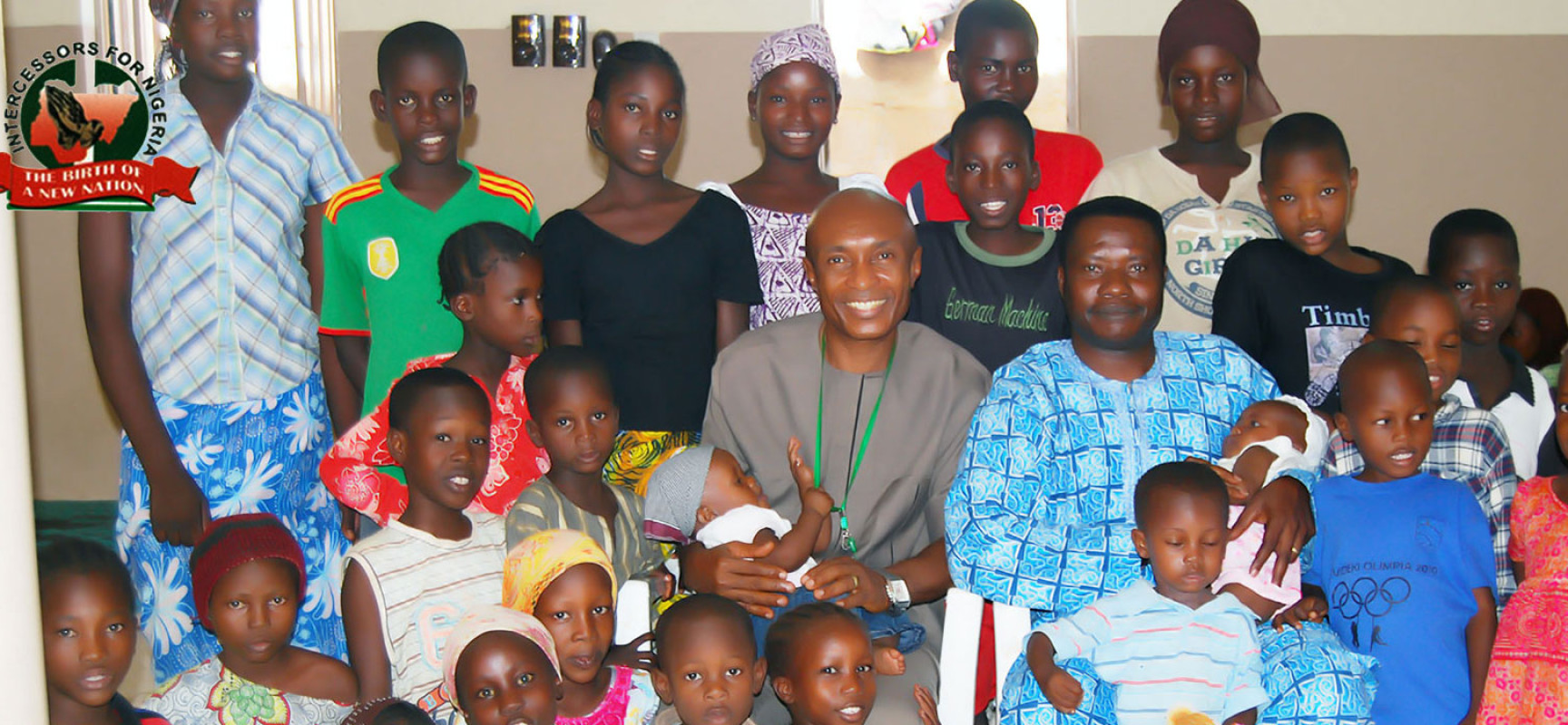 Intercessors for Nigeria Charity Outreach at Gombe