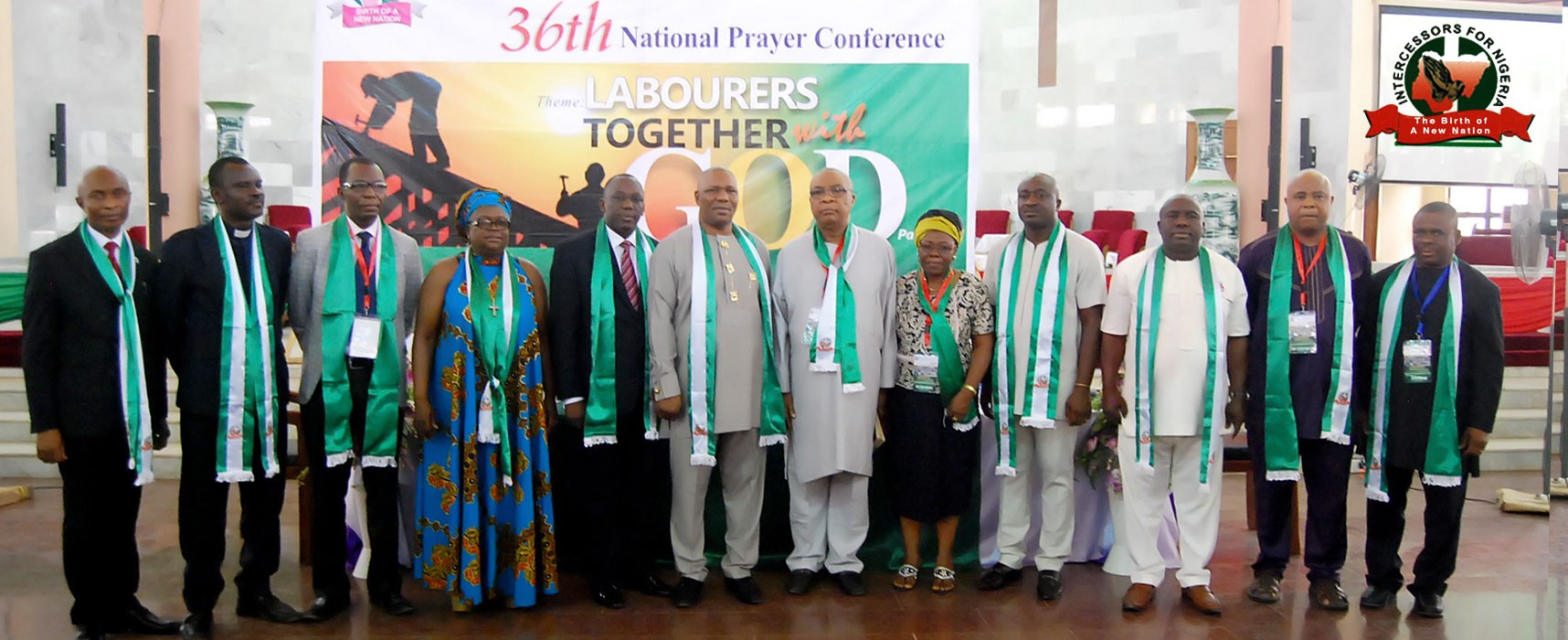 36th National Prayer Conference