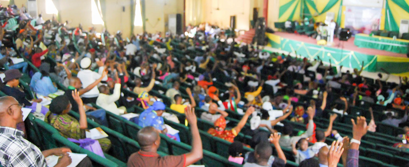 Pictures: 38th National Prayer Conference